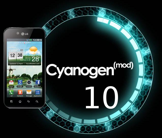 LG Optimus Black - CyanogenMod10
