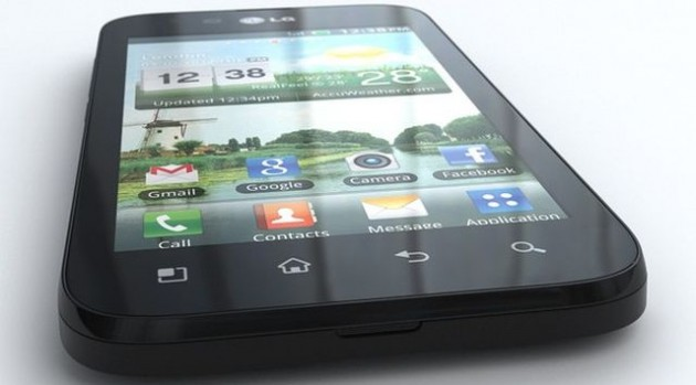 LG Optimus Black P970 - Root
