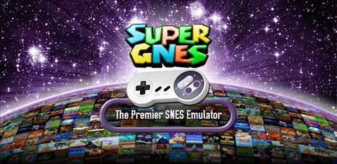 SuperGNES-SNES-Emulator