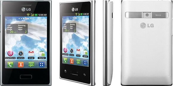 LG Optimus L3 E400 - Root