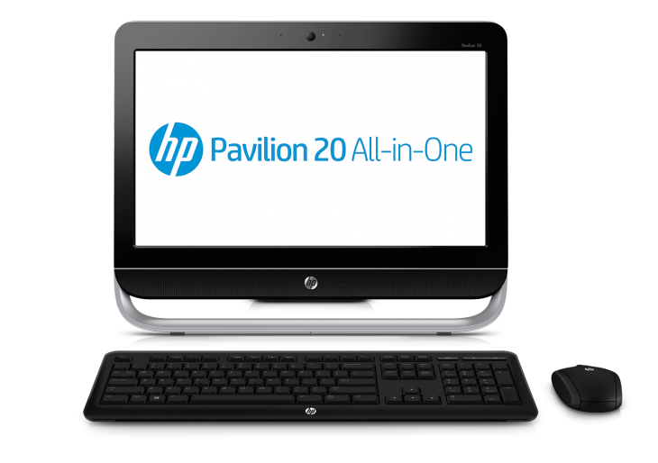HP Pavilion 20: l'all in one con Linux Ubuntu