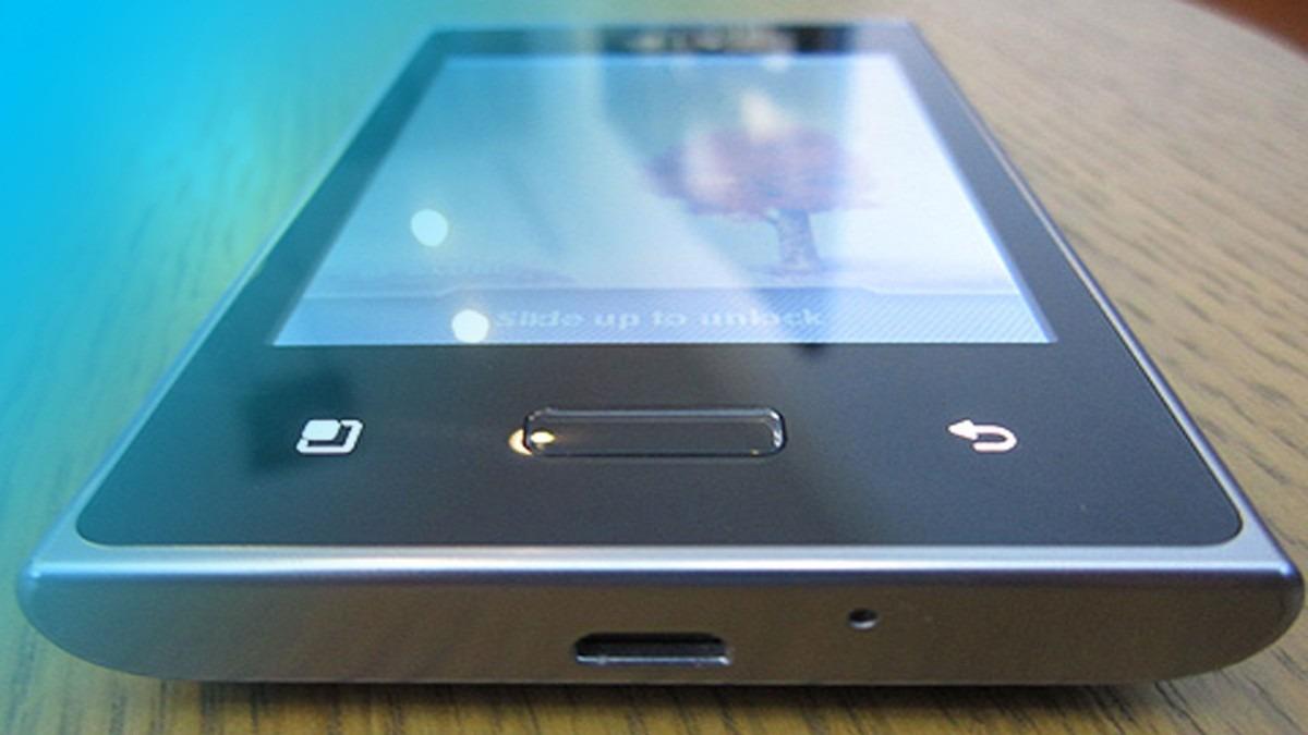 LG Optimus L3 E400 - ClockworkMod