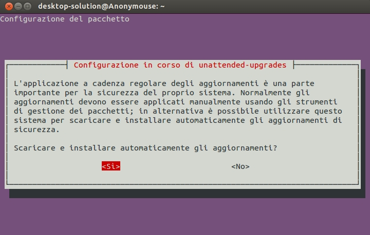 ubuntu update automatic