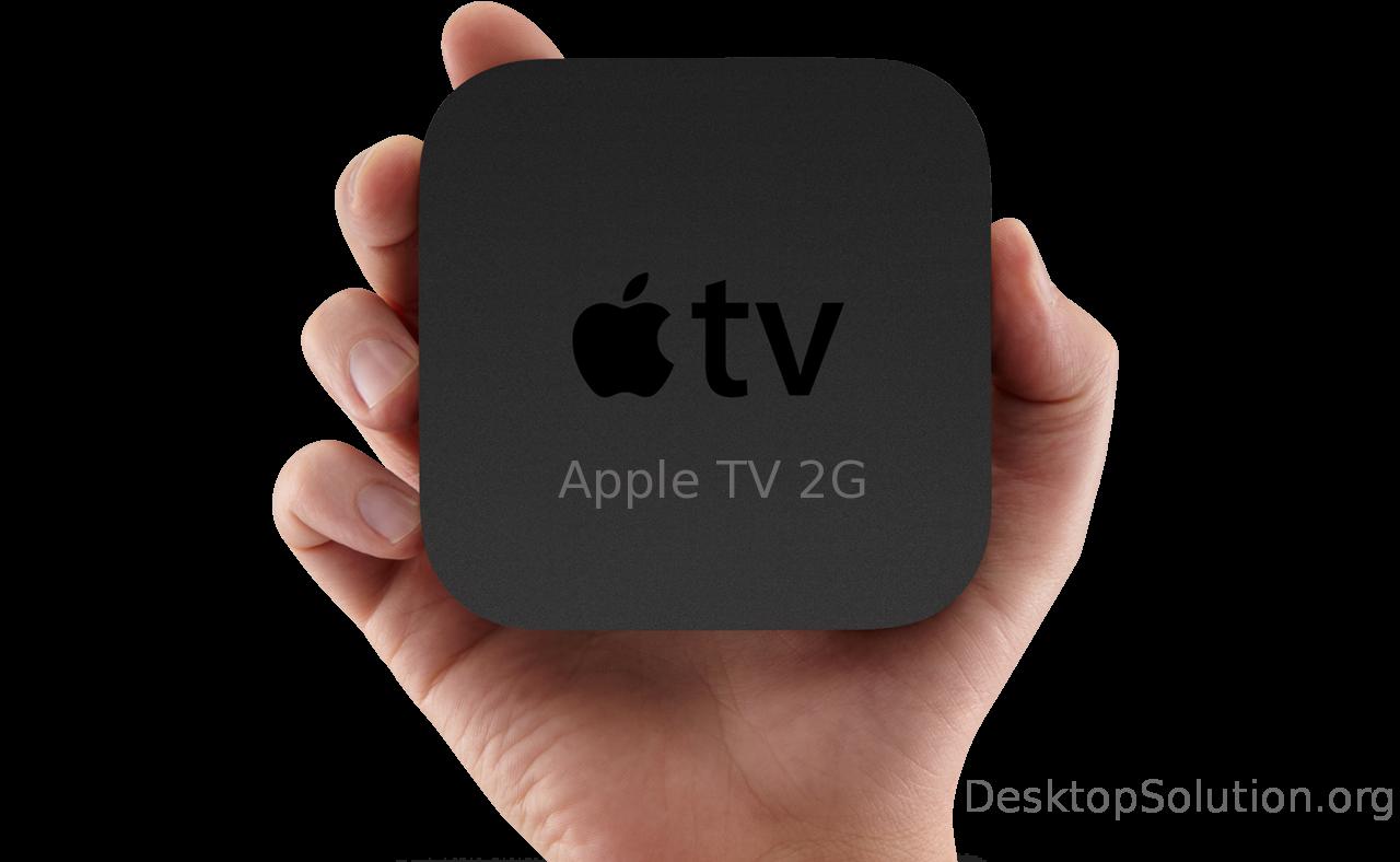Apple TV 2G