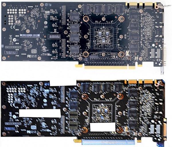 Nvidia GeForce GTX Titan LE - 2