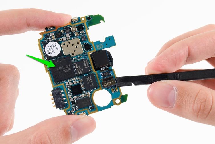 Samsung - LPDDR3 - RAM