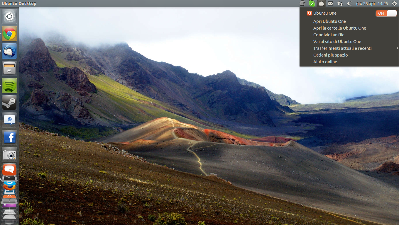 Ubuntu 13.04 - 3