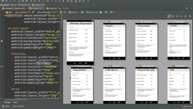 Android Studio - Esempio
