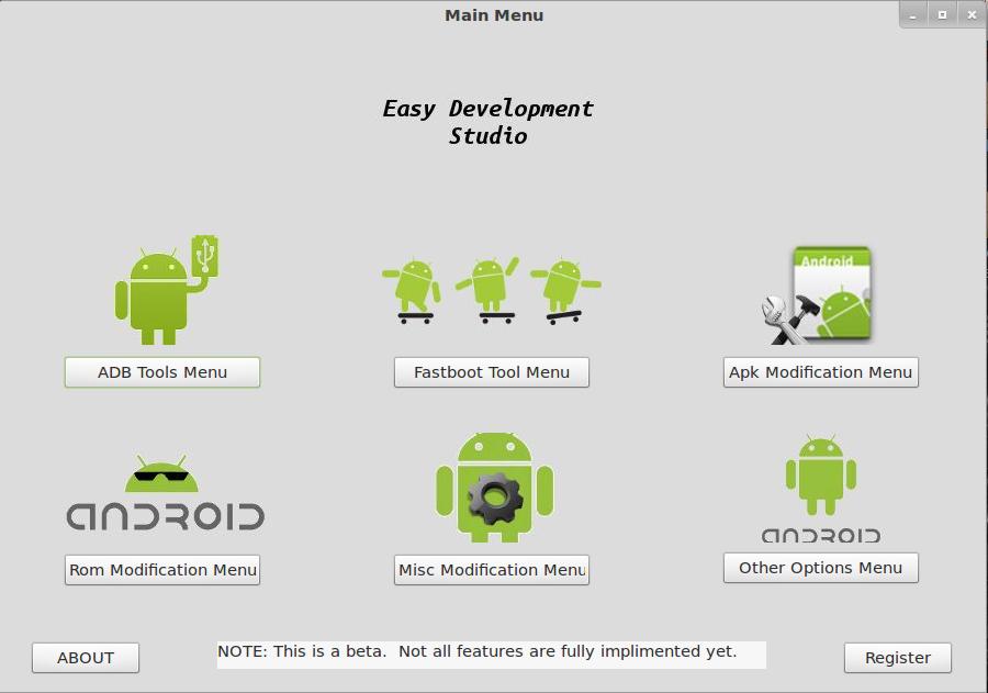 Android Studio - Open