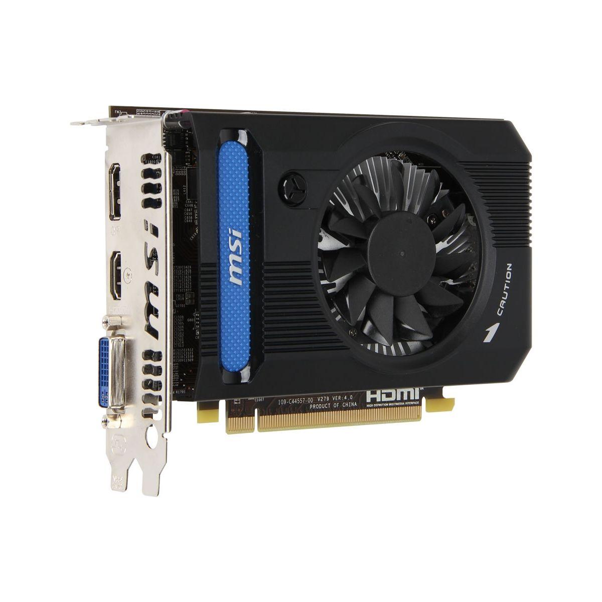 Radeon HD 7730 - MSI