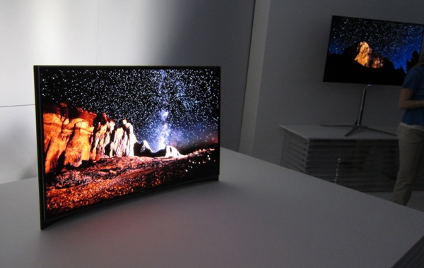 Samsung - Curved - OLED - 1