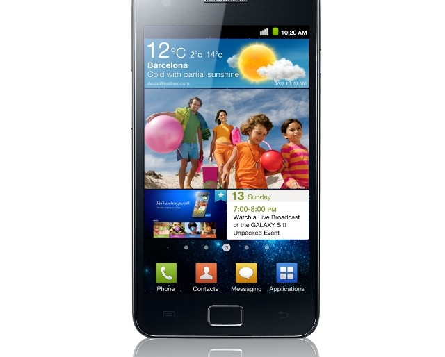 Samsung Galaxy S II (GT-i9100) [videoreview by DesktopSolution.org]