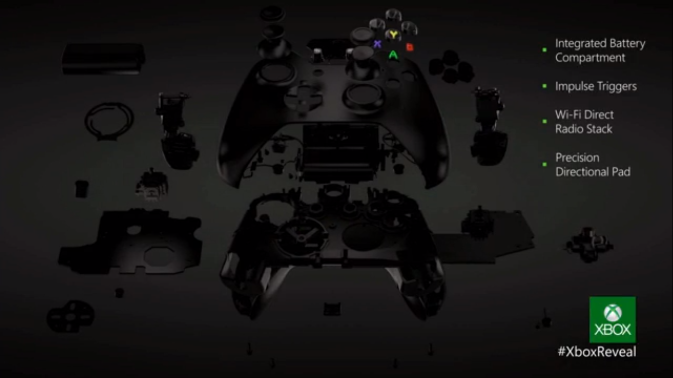 Xbox One - Rev. Controller