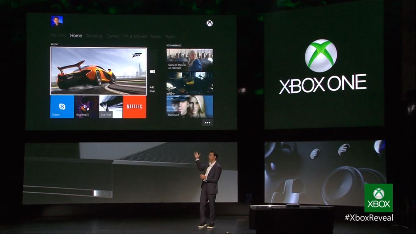 Xbox One - Rev