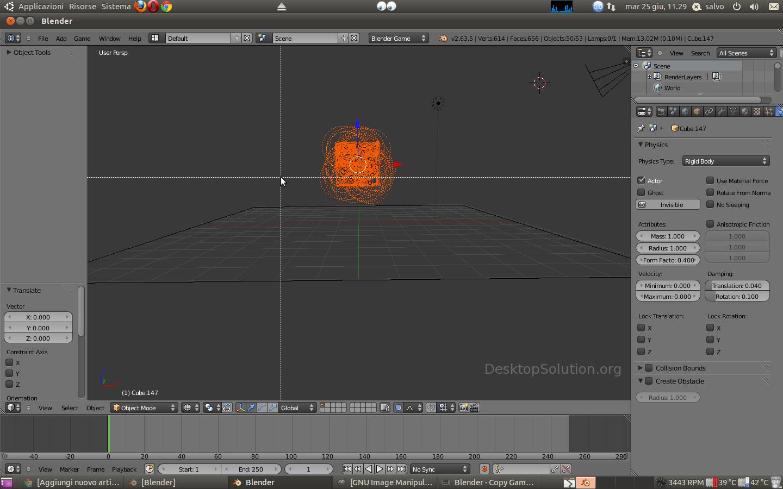 Blender - Copy Game...