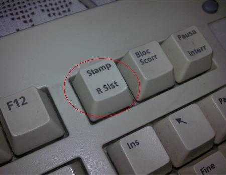 Tastiera - Stamp-R Sist
