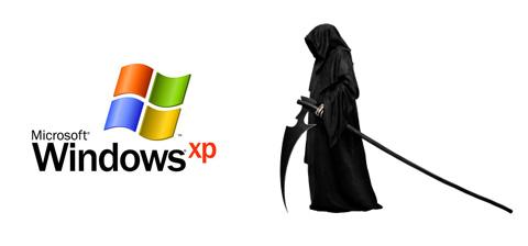 Windows - XP - Dead