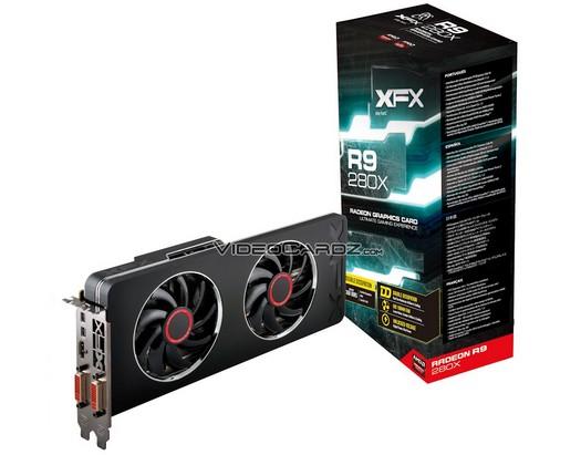 XFX - R9 280X