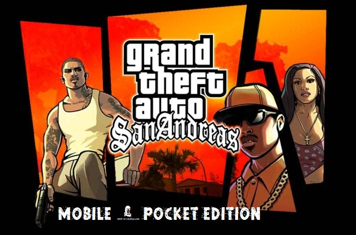 GTA San Andreas - Mobile
