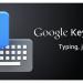 Google Keyboard v.3.2.19 APK Download per Android