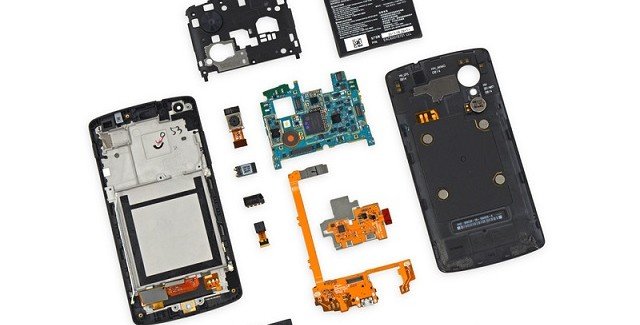 Nexus 5 - Teardown - iFixit