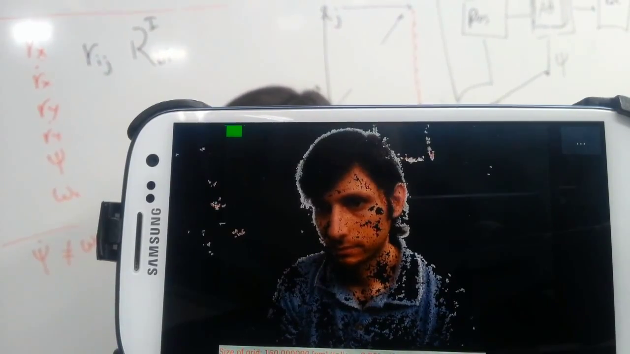Scanning - App - 3D - Samsung