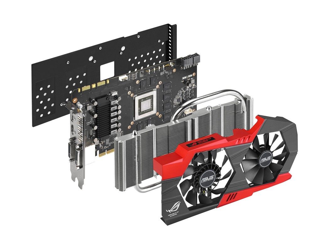 GTX 760 Striker Platinum - Interno