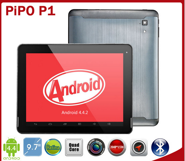 pipo p1 front