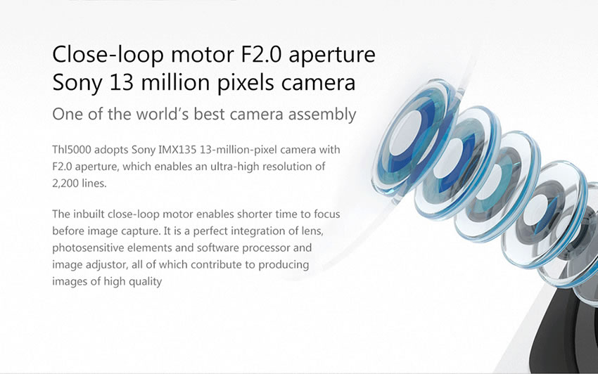 THL_5000 fotocamera