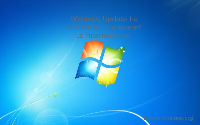 [GUIDA] Ripristinare Windows Update in caso di errori (Windows 7)