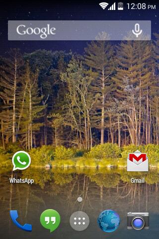 LG Optimus One P500 4.4.2 rom desktop