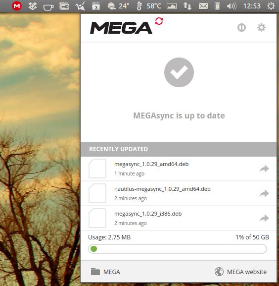 mega-sync-linux