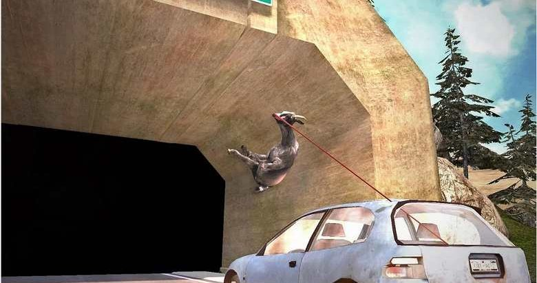 Goat-Simulator-APK lingua