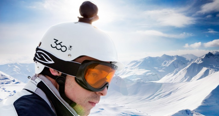 360fly, l'action cam capace di riprendere video a 360°