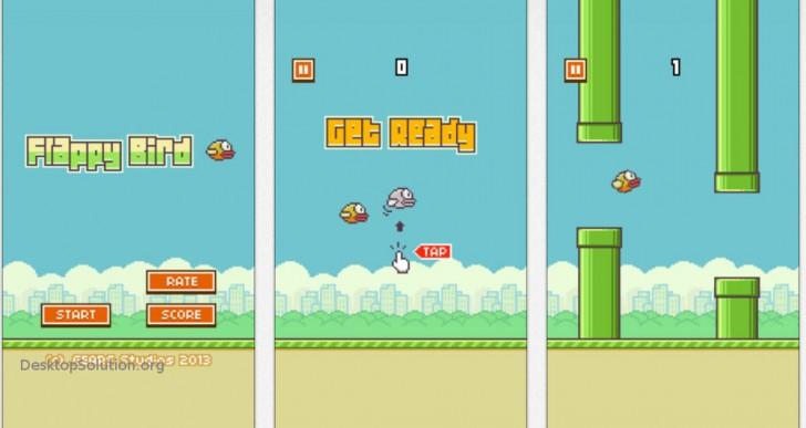 [DOWNLOAD] Flappy Bird 1.3 APK