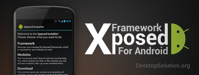 Xposed-Framework-per-Android