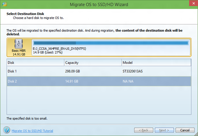 MiniTool Partition Wizard 9 - Photo 3