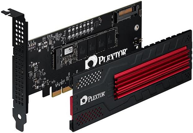 Plextor M7e - M6e Black Edition