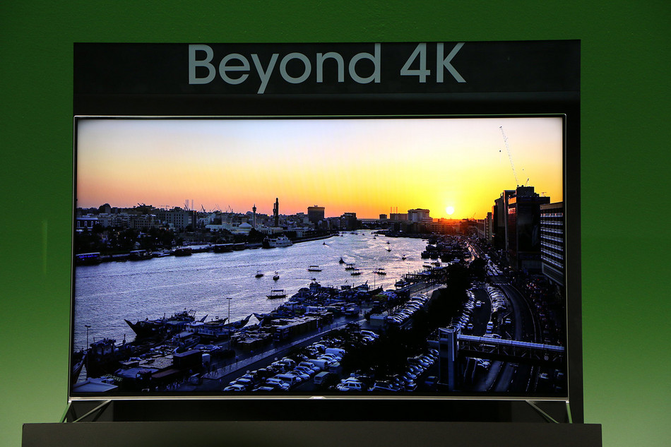 Sony 4K sharp tv