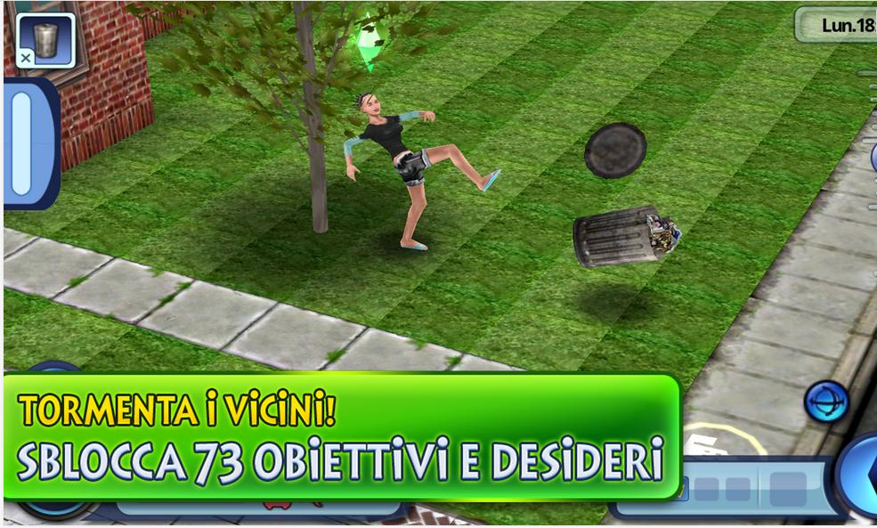 Скачать игру The Sims 3 на Android на андроид бесплатно