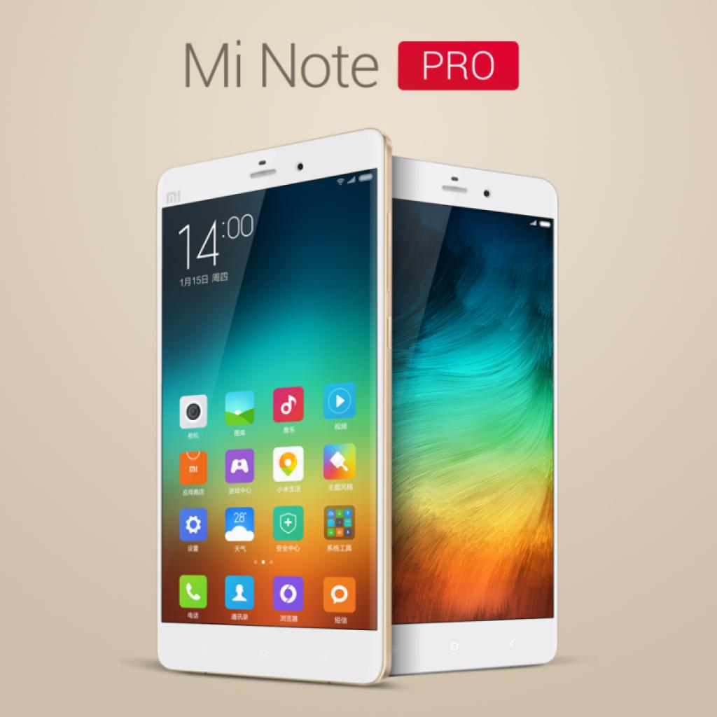 Xiaomi Mi Note - Pro
