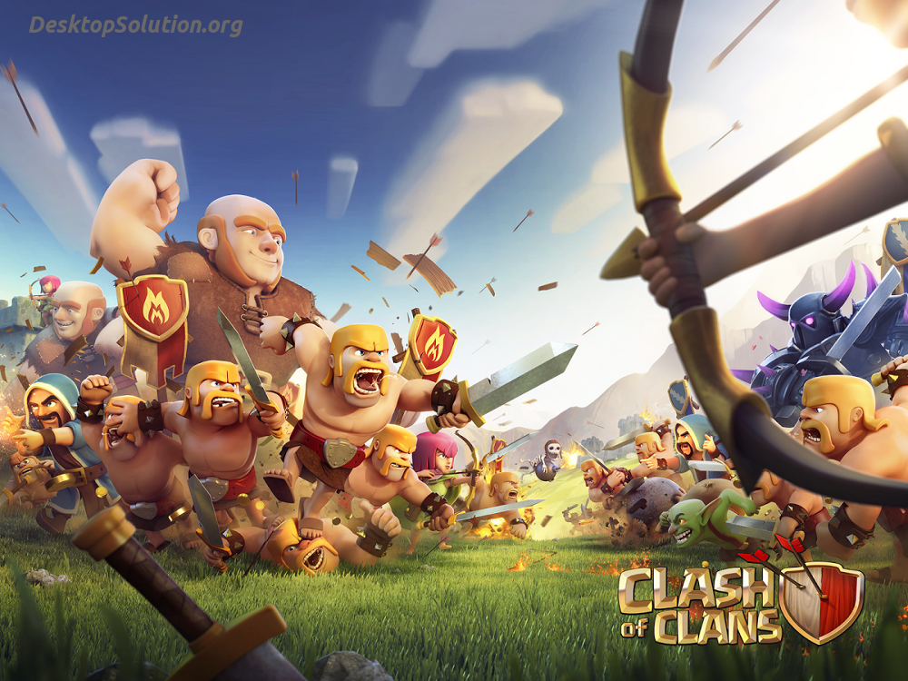 clash of clans trucco