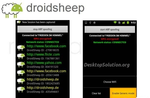 droidsheep on