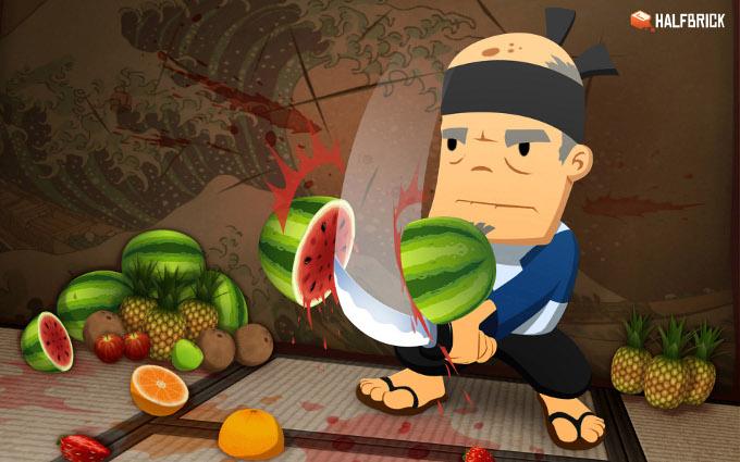 Fruin-ninja-mod-apk