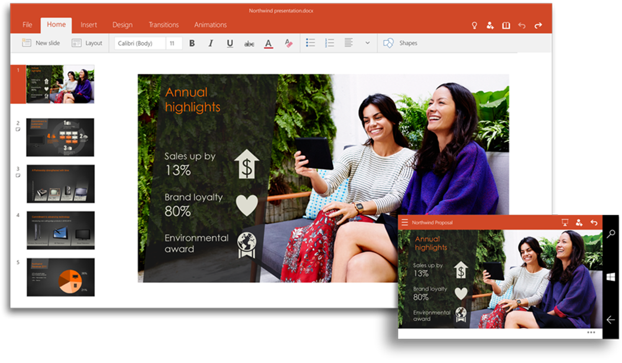 Office Apps - PowerPoint