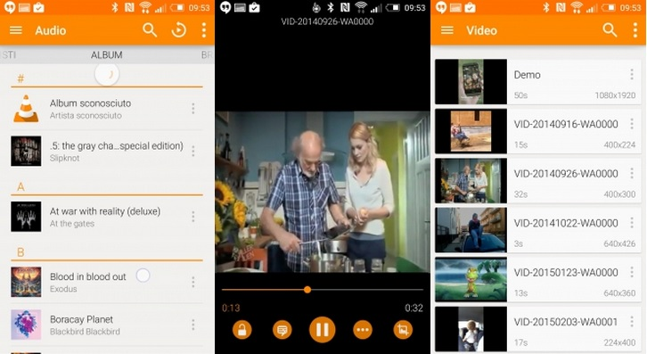 VLC - Android - 1.1.0