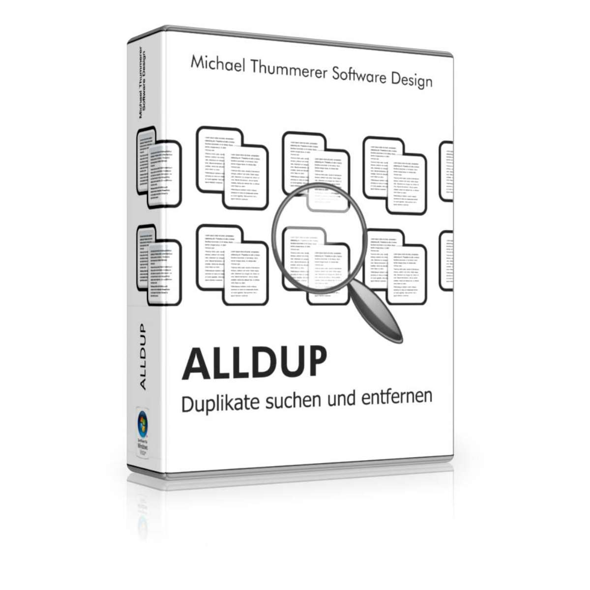 AllDup - Software