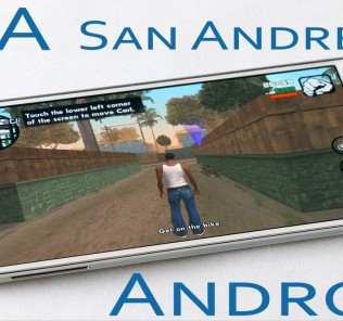 Grand Theft Auto - San Andreas - Android