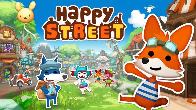 Happy-street