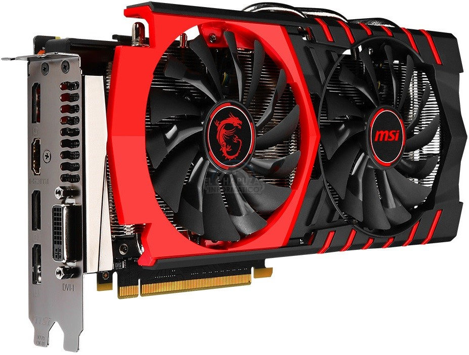 MSI - GeForce GTX 960 4GB